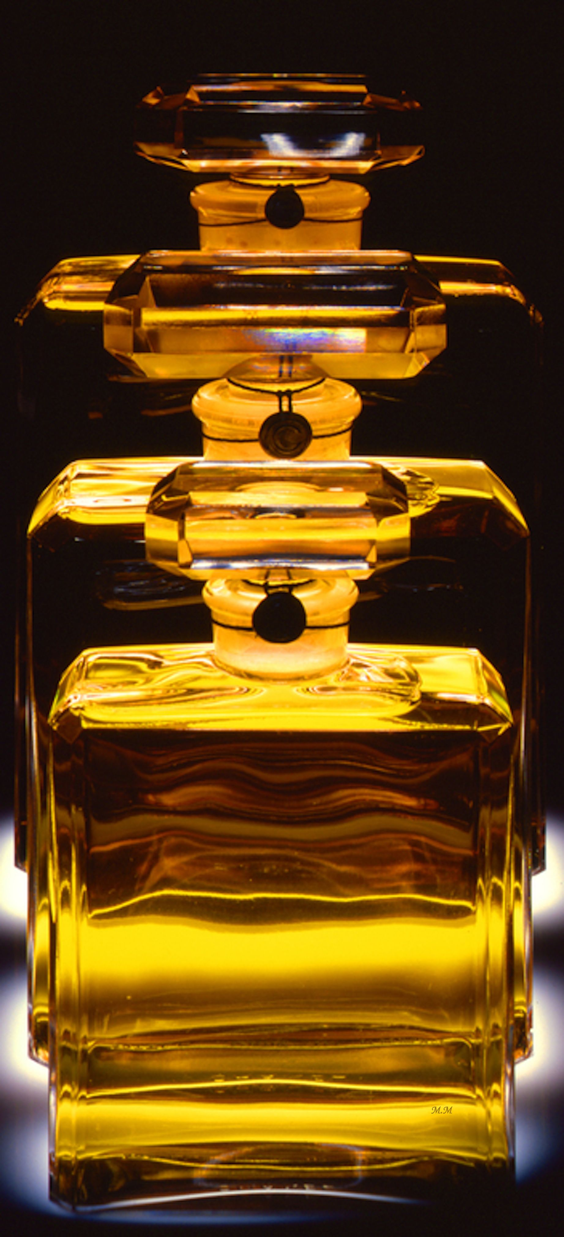 ~Chanel N°5 by Gilles Larrain   House of Beccaria#