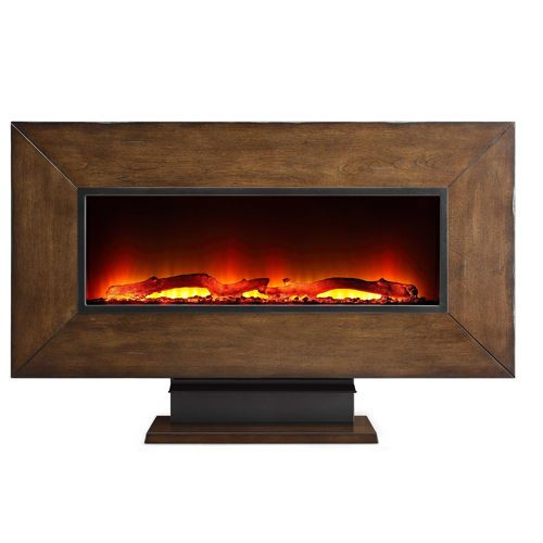 Wintercrest Wall Mount Electric Fireplace | Glamping | Pinterest ...