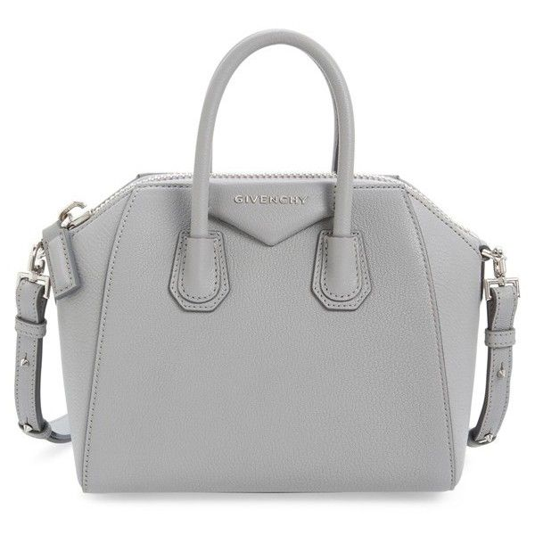 Shoulder Bag for Women On Sale, Pearl Grey, Leather, 2017, one size Givenchy