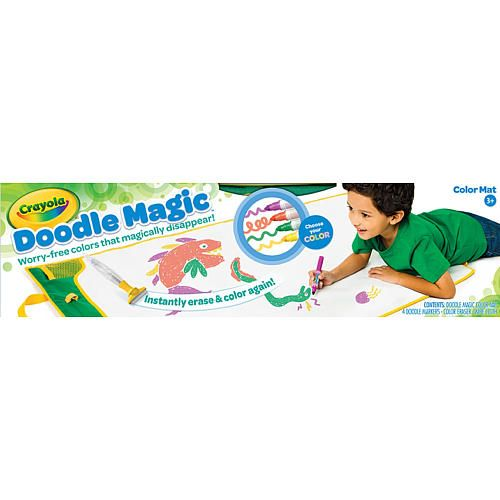 Crayola Doodle Magic Color Mat Crayola Toys R Us Crayola Toys Crayola Coloring For Kids