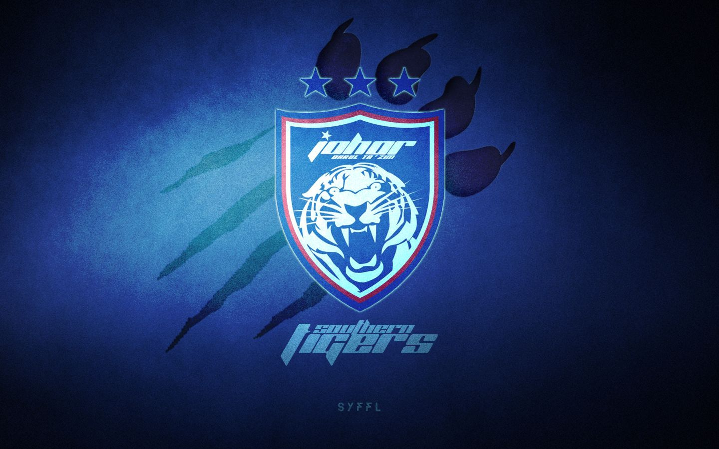 Johor Darul Tazim JDT Logo Wallpaper By TheSYFFL On DeviantArt