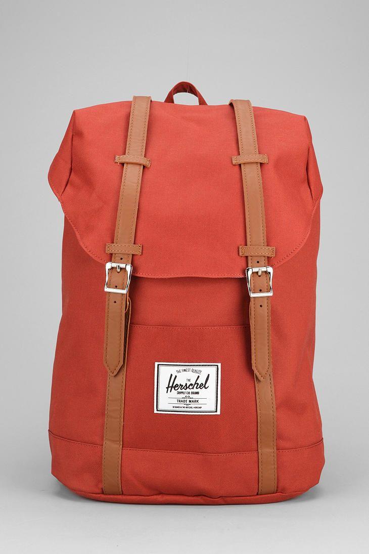 Herschel Supply Co. Retreat Backpack   Fashion   Mochilas, Estilo 2547239172