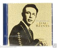 The Essential Jim Reeves Jim Reeves Country (CD, 1995, RCA) Near Mint