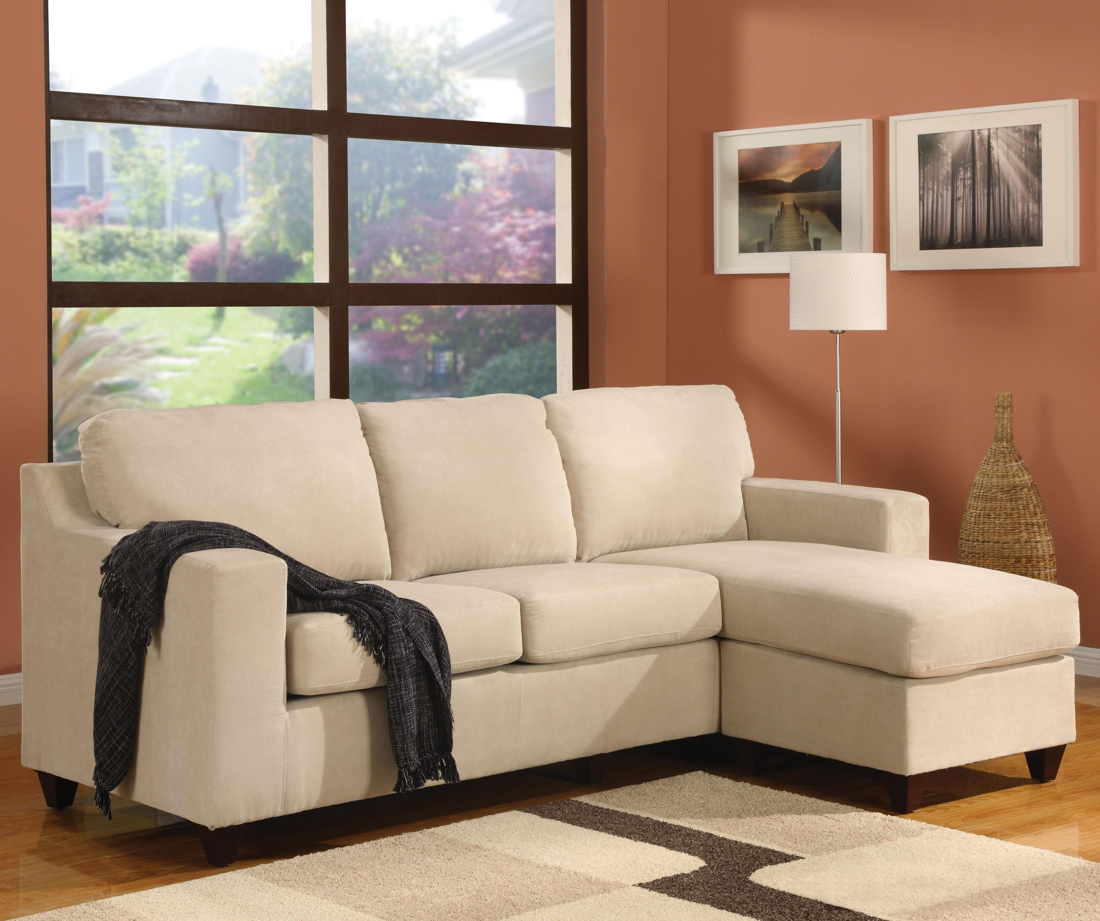 5913 Vogue Reversible Chaise Two Piece Sectional By Acme Furniture