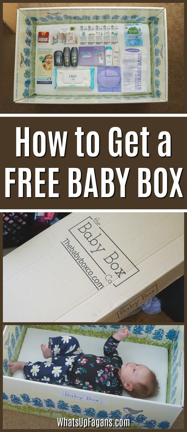 How to get free baby stuff canada