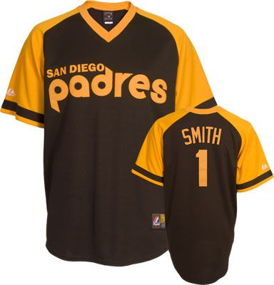 cheap for discount dfc26 4ea16 Padres Vintage Brown & Yellow | Sports | San diego