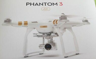 Drone Phanton 3 4K - Nuevo en Caja $3.350.000