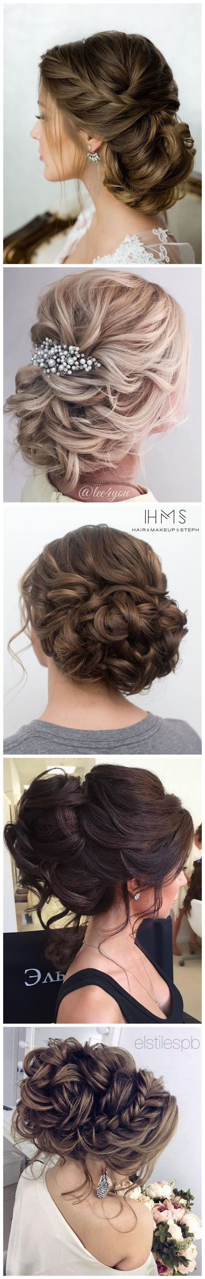 Wedding hairstyles come and see why you canut miss these