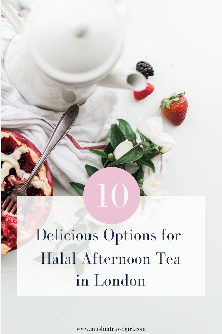 Elegant Halal Afternoon Tea In London For An Amazing Experience As A Muslim Muslimtravelgirl Halal Recipes Afternoon Tea Halal