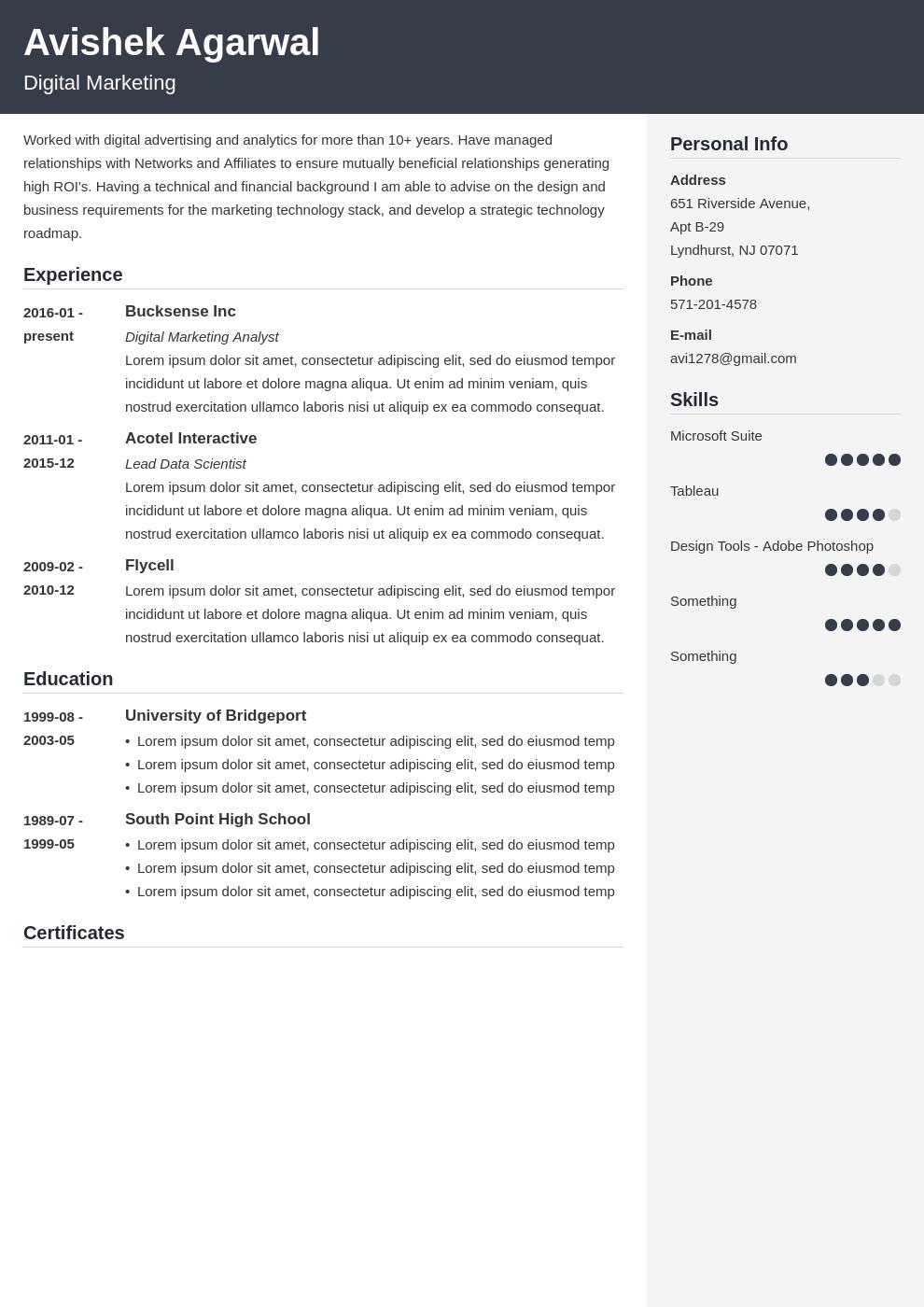 Digital Marketing Resume Example Template Cubic Marketing Resume Resume Examples Job Resume Examples