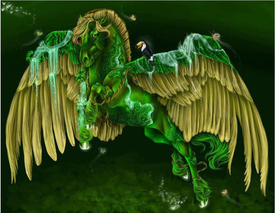 Earth Pegasus RTkAxzTi