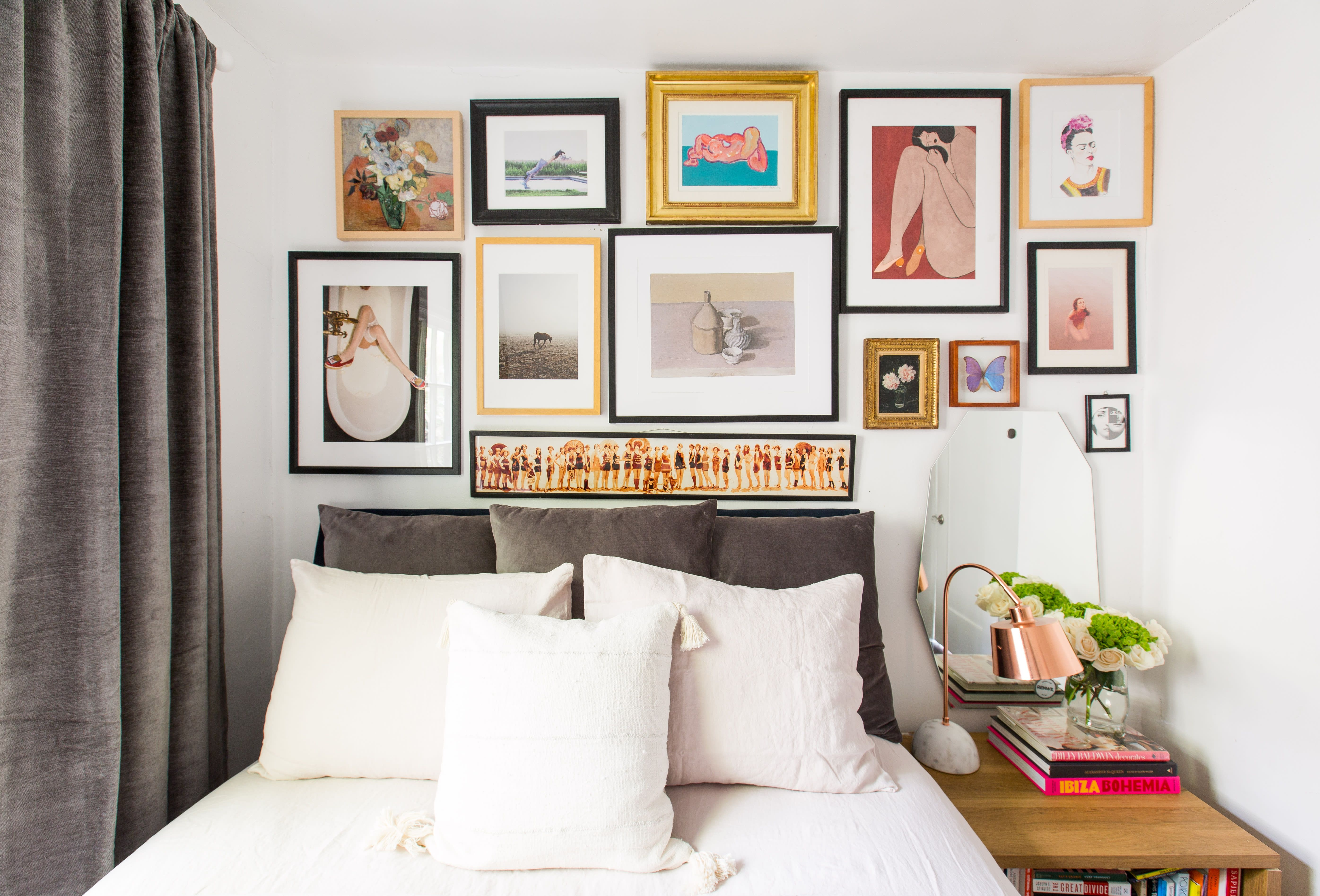 A CEO's Super Stylish SpanishStyle Bungalow Wall decor