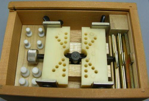 Uhrmacher-Universeller-Werkhalter-Gehausehalter
