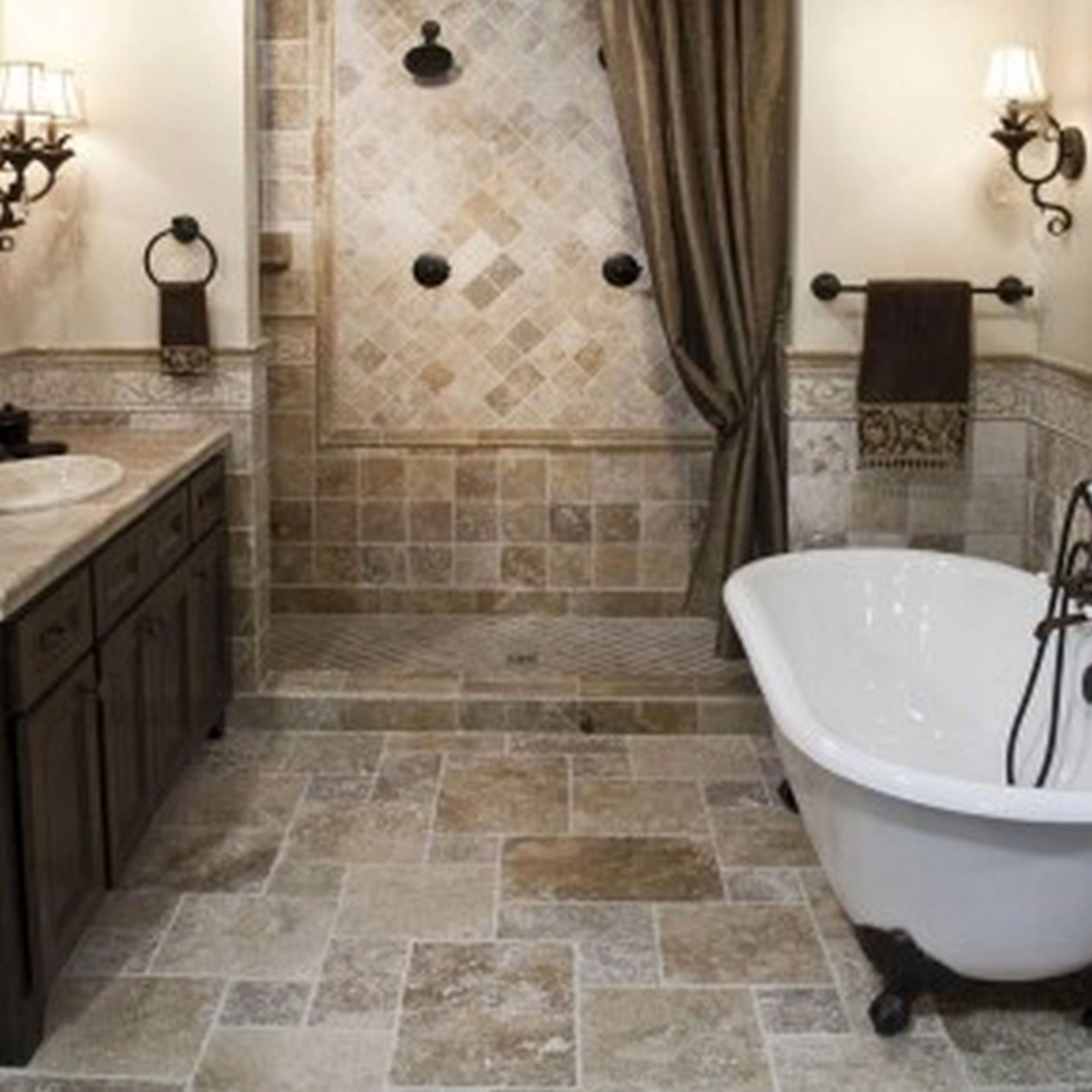 flooring ideas for small bathrooms%0A      Bathroom Floor Tile Designs for Small Bathrooms  Modern Interior  Paint Colors Check more