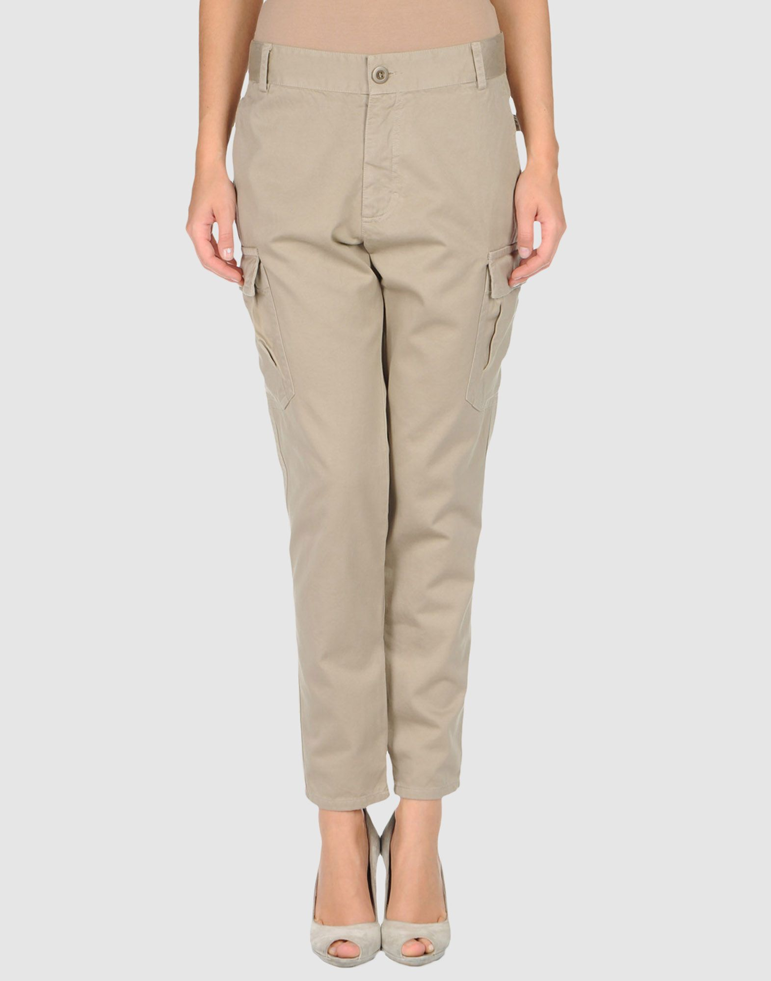 TROUSERS - Casual trousers MORE BY SISTES BV0D7ri5