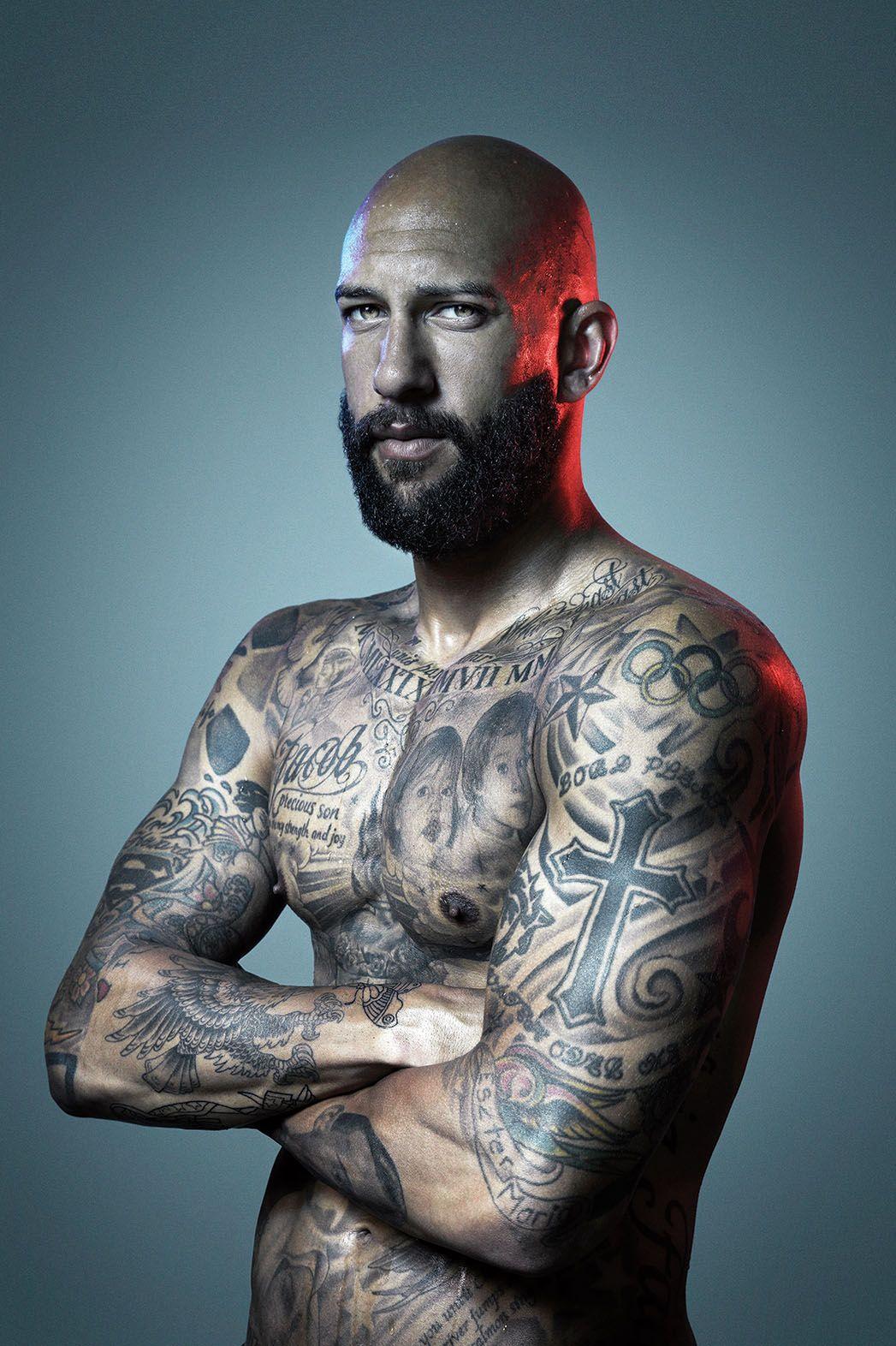 Tim Howard Tattoos : howard, tattoos, Howard, Soccer, Post,, World, Buddha, Statue