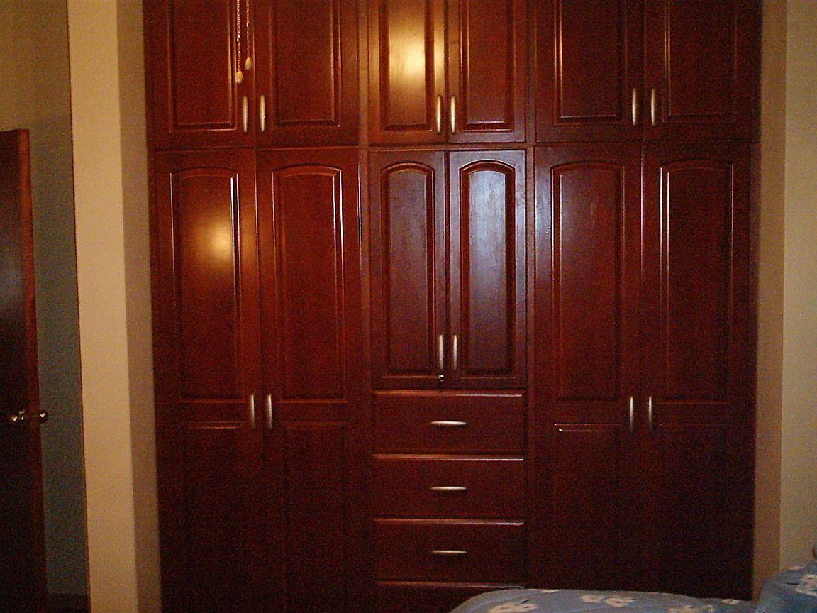 Muebles Guatemala Closet Puertas De Closet Closet De Madera Interiores De Armarios