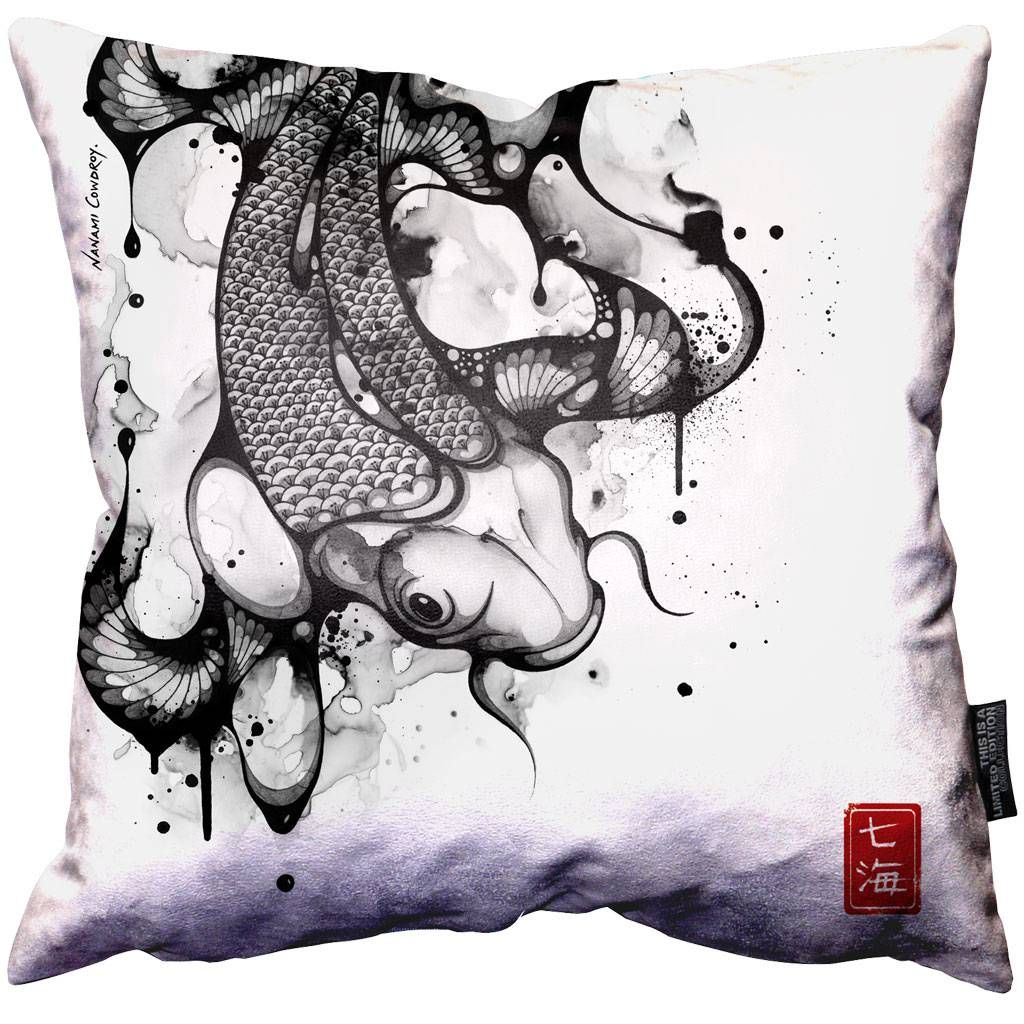The Suspended Animation L Pillow by Nanami Cowdroy is part of a growing collection of Limited Edition Cushions and Pillows designed by some of the world's leadi