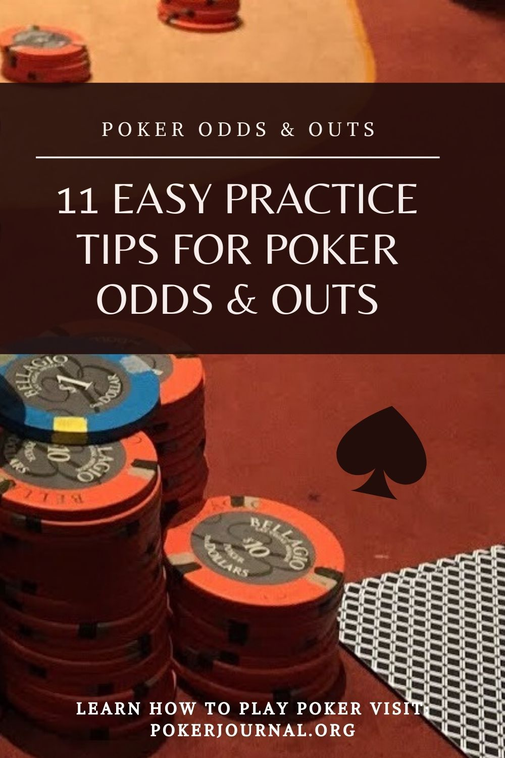 Practice Tips for Poker Odds & Outs Poker for Beginners