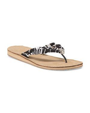 Boardwalk Flip Flop