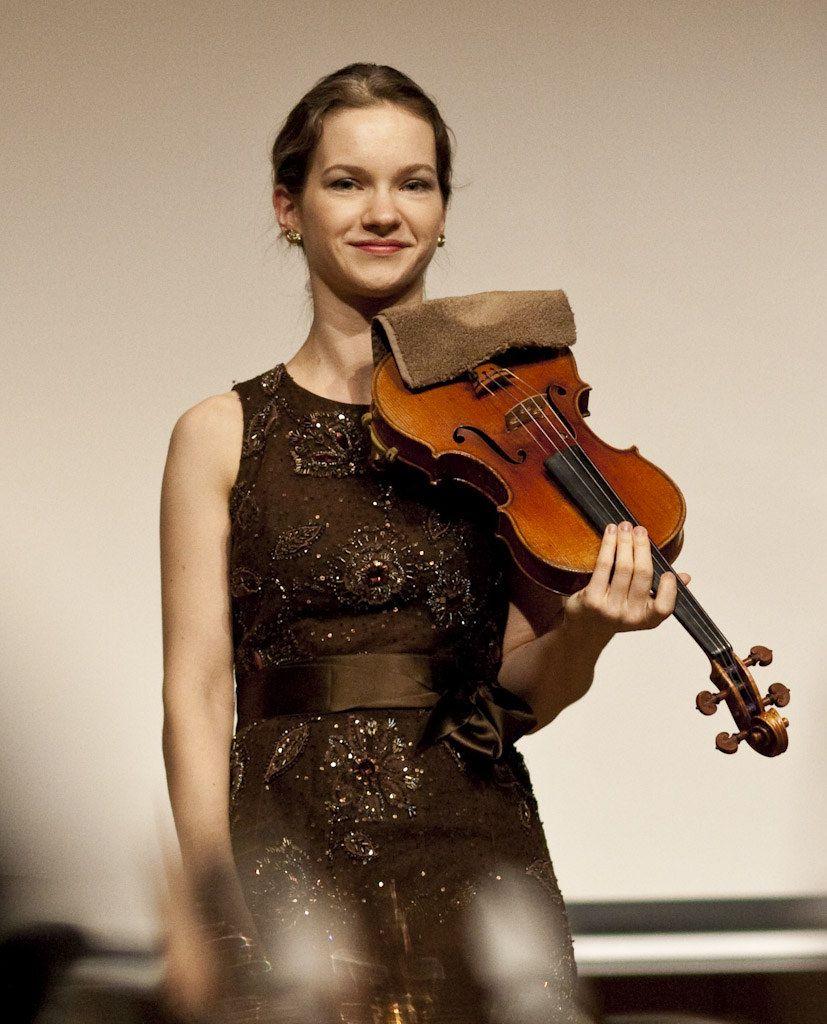 Hilary Hahn Google 検索 Classical Music Pinterest