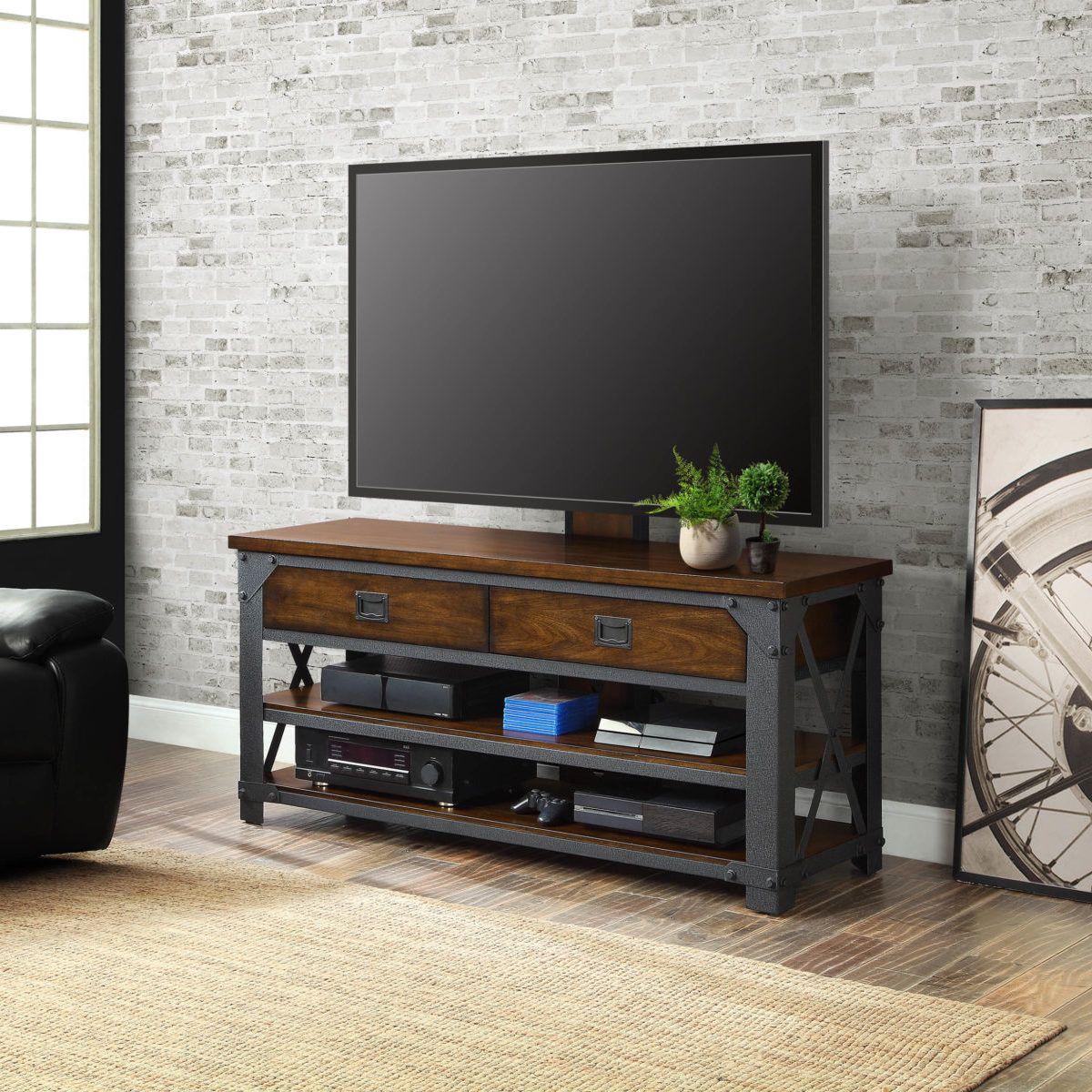 Bayside Furnishings In 2020 Bayside Furnishings Tv Stand Metal And Wood Furnishings