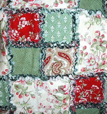 Freeragquiltpatterns Rag Quilt Pattern Free Rag Quilt