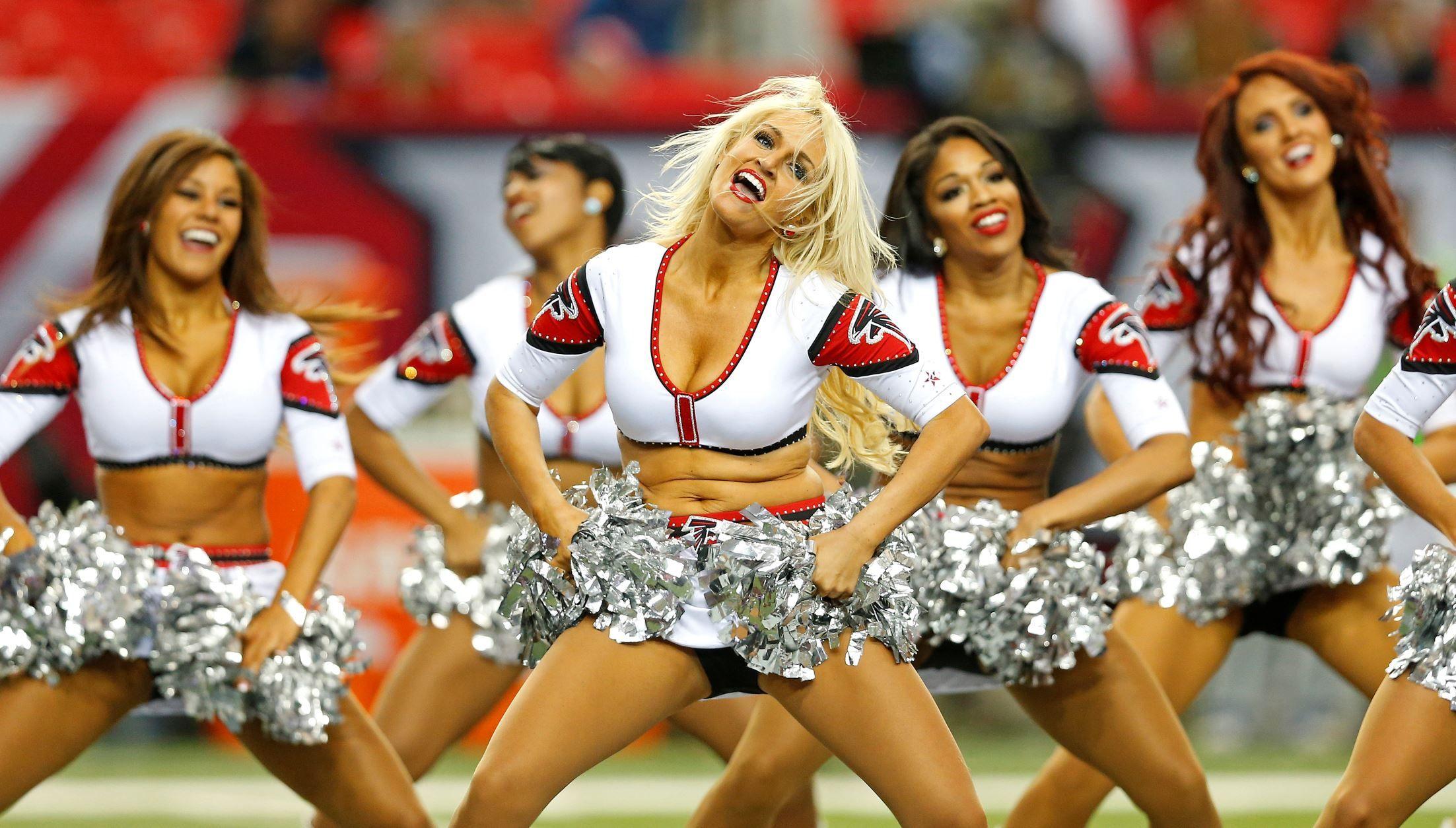 Nfl Cheerleaders Nfl Cheerleaders Atlanta Falcons Cheerleaders Cheerleading