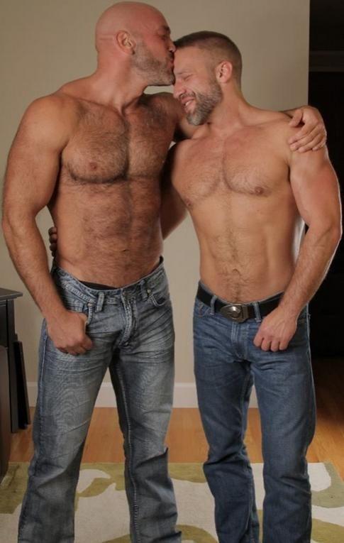 Hunk Hot Gay