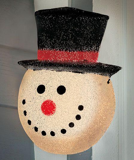Snowman Porch Light Cover Porch Light Covers Christmas Porch Outdoor Christmas Decorations