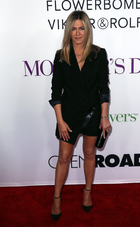 Jennifer Aniston à l'avant première du film Mother's Day