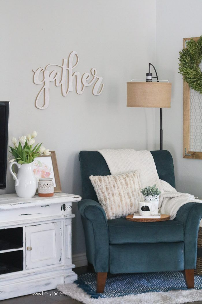 Easy Tips for Creating a Cozy Reading Nook in your Living ...