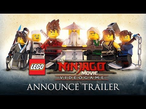 LEGO NINJAGO Movie Trailer 2 - Epic Tale between Good and Dad ...