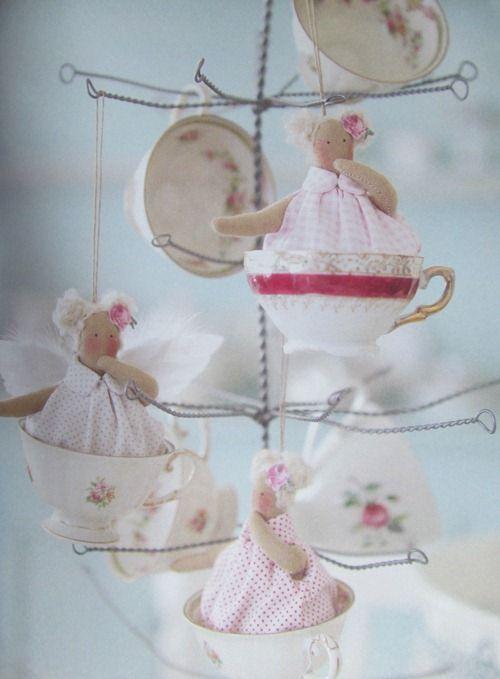 Shabby Art Boutique: Tilda\'s Fairy Tale Wonderland | Tilda Ballett ...