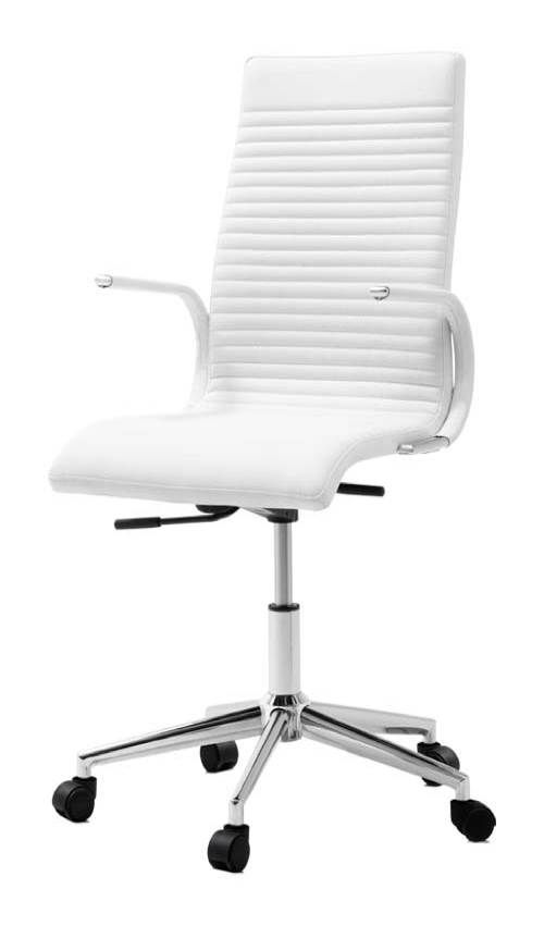 White desk chair | BoConcept | Home Office | Pinterest | Moderner ...