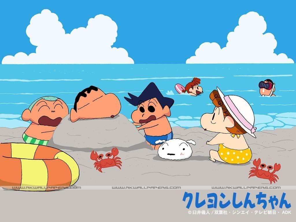 Crayon Shin Chan - Cartoon and Manga Wallpapers   Shin ...