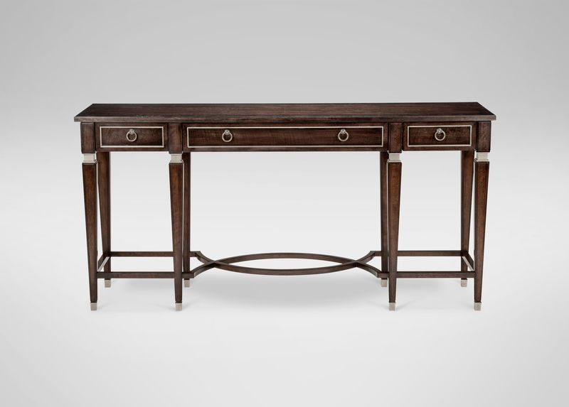Elmont Console Table Ethan Allen Sideboard Console Table
