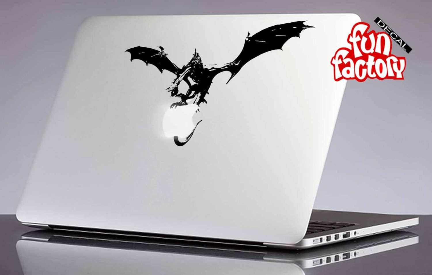 The Lord Of The Rings Nazgul Macbook Decal Sticker 0130mac