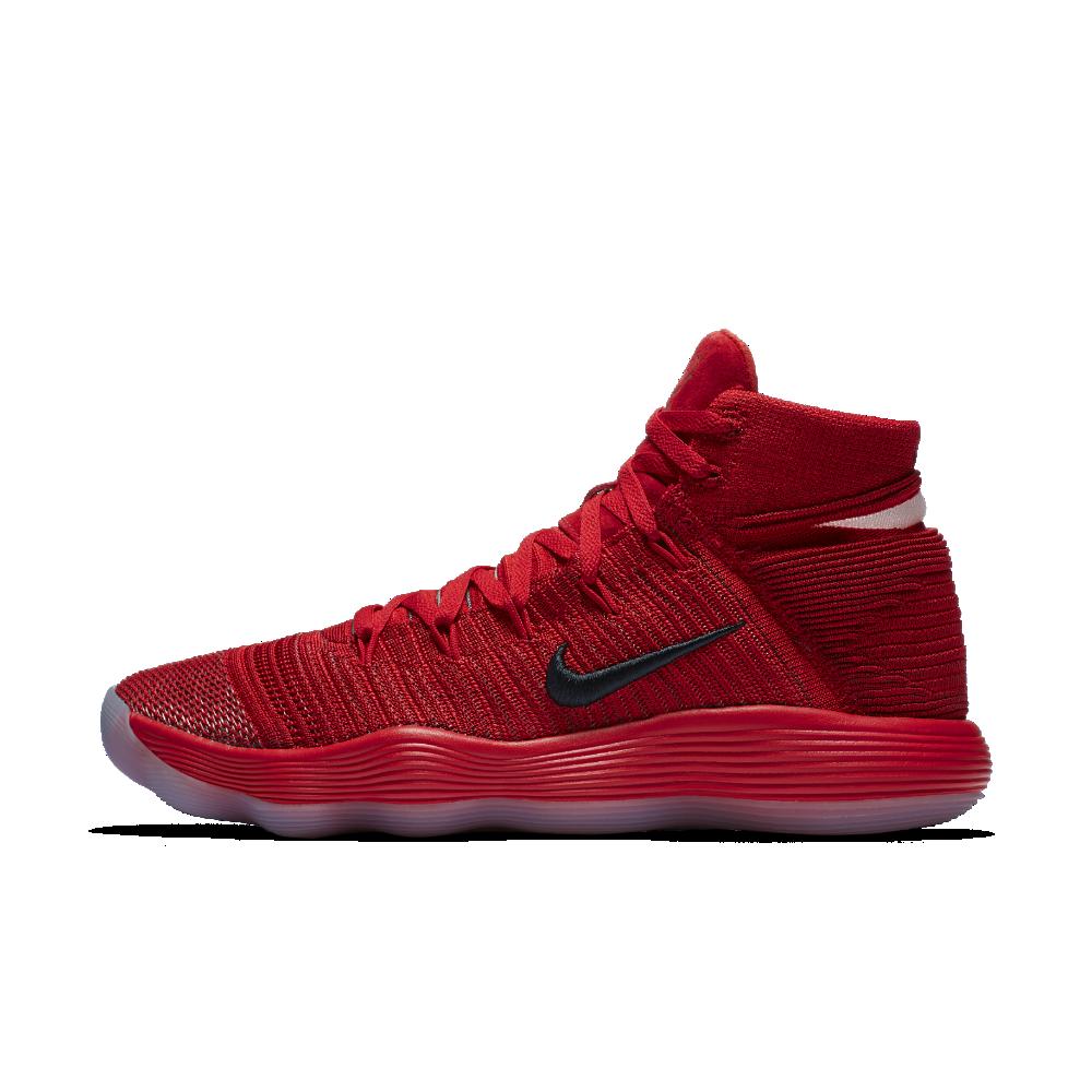 825d7aea0606 Nike React Hyperdunk 2017 Flyknit Basketball Shoe Size 11.5 (Red ...