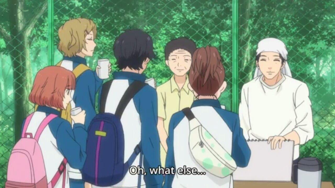 Pin By Carolina On Squad Goals Ao Haru Ride Blue Springs Ride Ao Haru Ride Anime Romance