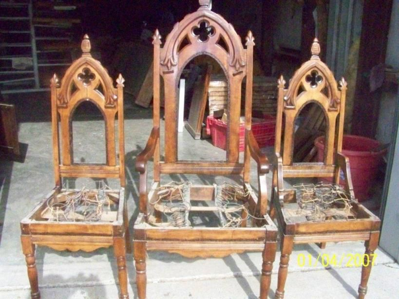 Used Church Furniture Pews Church Chairs Pulpits And More