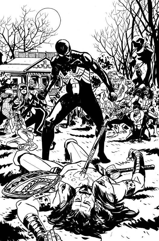Original Comic Art Knights Of Sidonia Comic Art Graphic Novel Illustration