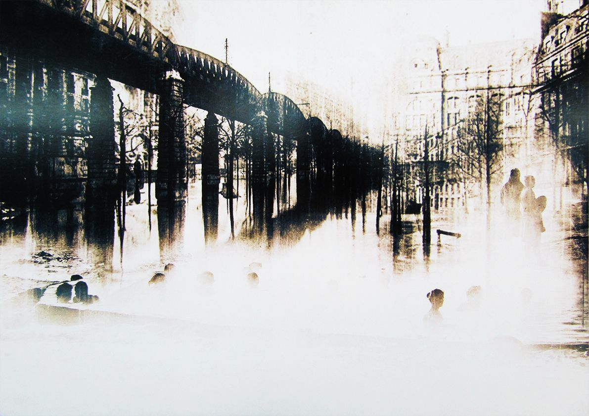 Termal City  Segundo premio de 2011  autor Sergio Walter