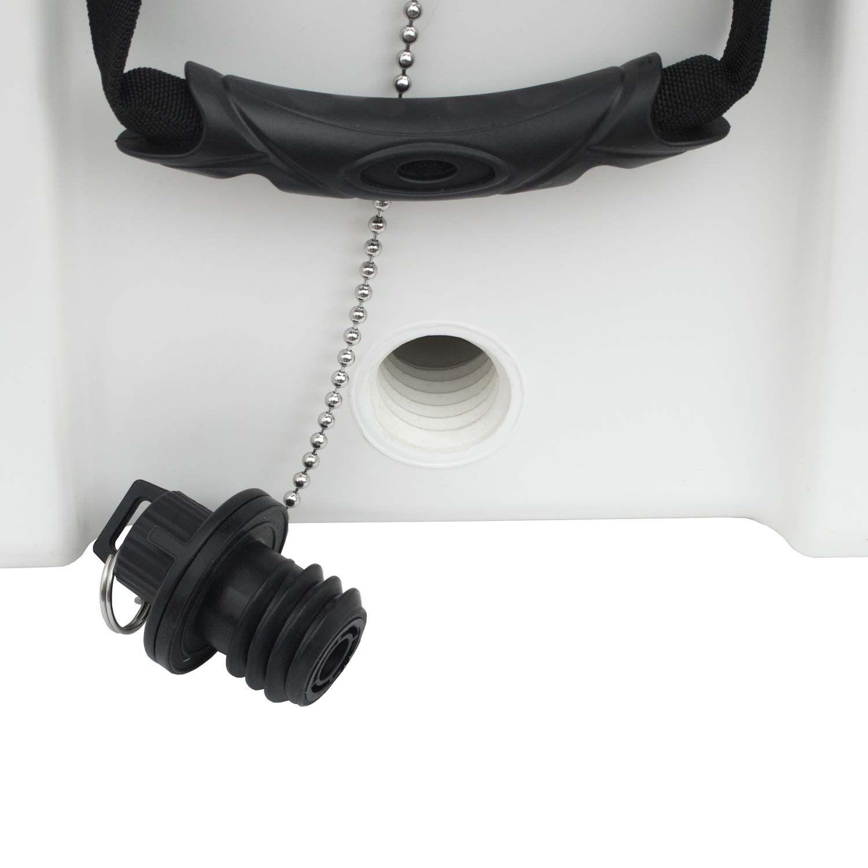 Driftsun 45 Quart Ice Chest/Heavy Duty Cooler/High
