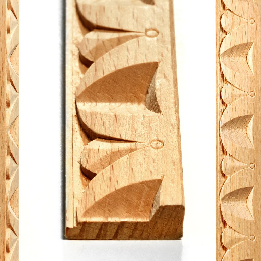 Decorative wood profile | Decorative Wood Craft in 2019