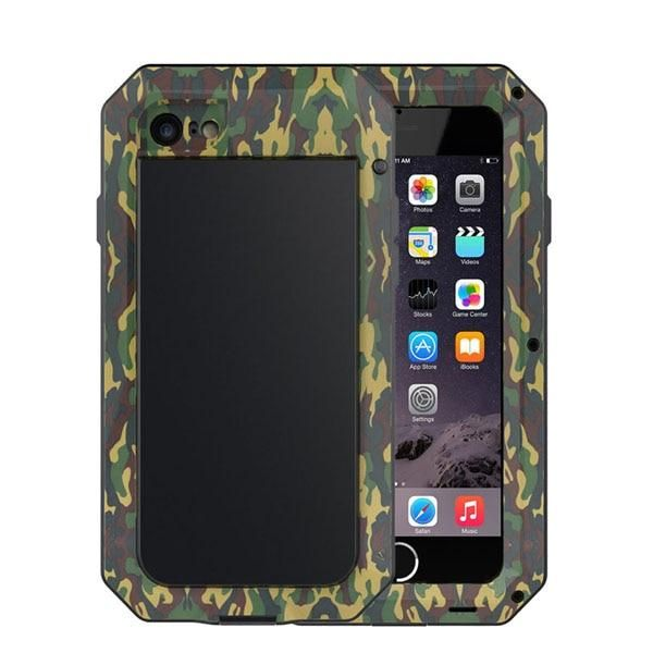 Doom Armor Waterproof Metal Aluminum Phone Cases For ...