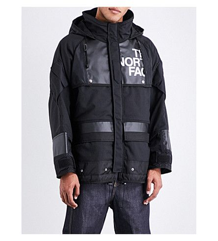 JUNYA WATANABE Junya Watanabe x The North Face wool-blend jacket.  #junyawatanabe #