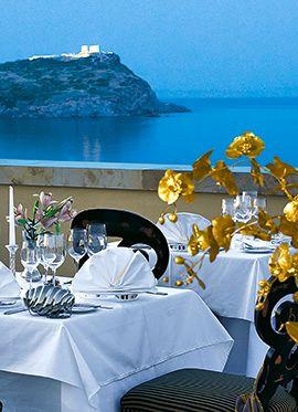 Cape Sounio Luxury Hotel 5 Star Hotel Near Athens Greece