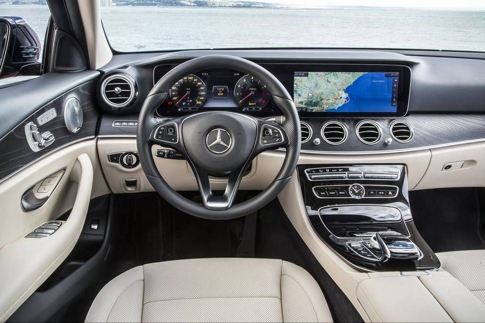 The All New 2017 E300 Took Journalists Through Portgual And