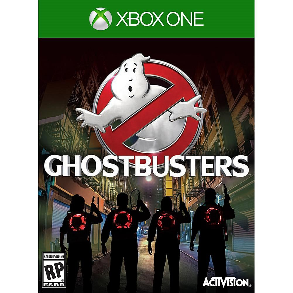 Microsoft Ghostbusters Xbox One Ghostbusters And Products